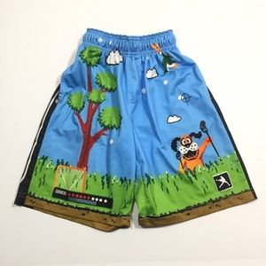 Lacrosse Unlimited Duck Hunt Youth Shorts
